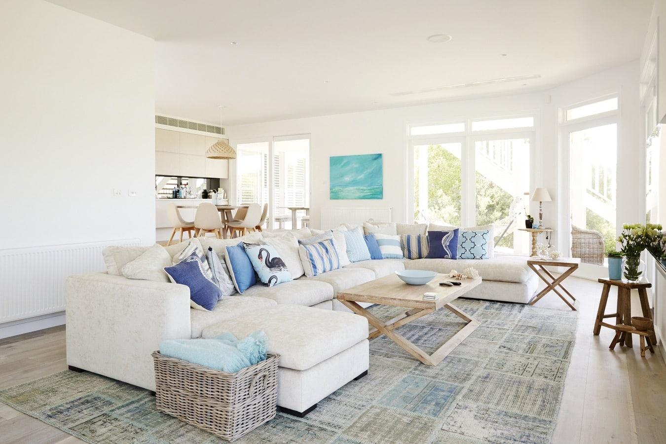 Lounge Room soft furnishings
